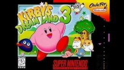 Sand canyon - kirbys dreamland 3