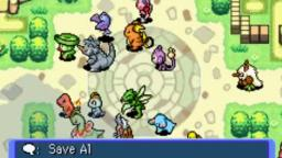 Pokemon Mystery Dungeon Red Rescue Team - A Meeting