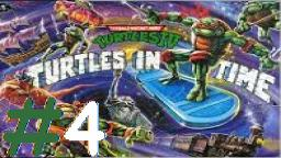 Let´s Play Together TMHT IV: Turtles in Time (Deutsch)  - Teil 4 (BONUS) Time Trial und VS Modus!