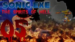 Lets Play Sonic.exe The Spirits of Hell Part 5 - Finaler Kampf gegen Sonic.exe