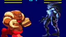 Marvel Vs. Capcom 2 on GBA