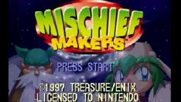 Mischief Makers Intro N64