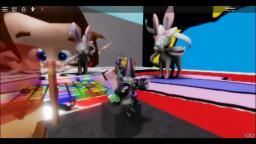 sylveon dance party
