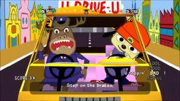 Parappa The Rapper - Drivers License - PS4 Gameplay