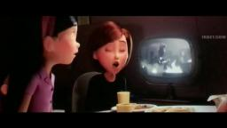 Incredibles 2 (2018) - Dinner Scene