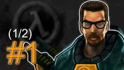 We been Jinxed (1/2) | Half-Life (PC) Lets Play - #1