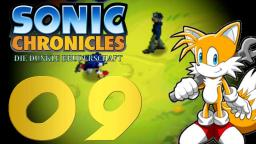 Lets Play Sonic Chronicles Part 9 - Suchen wir Eggman