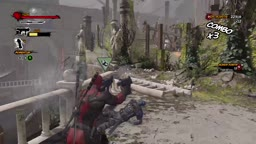 Deadpool Gameplay Part 2 : The Violence, The Gun, & The Deadpool (X-Box One)