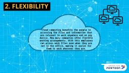 Top 5 benefits of cloud computing