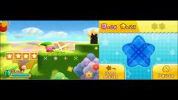 Kirby Triple Deluxe - Action - 3DS Gameplay