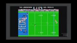 Family Guy: Peter plays Football Game on NES