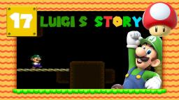 Lets Play Luigis Story [SMW-Hack] Part 17 - Die Schattenwelt und der Doungeon