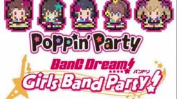 BanG Dream! Girls Band Party! PoppinParty - Teardrops (VRC6 8-Bit)