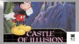 Castle of Illusion: Starring Mickey Mouse -Bloxed