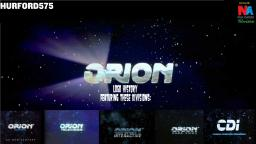 ***FINAL VIDEO FROM VIDLII*** Orion Logo History