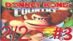 Lets Play Donkey Kong Country (GBC) (101% Deutsch) - Teil 3 Ein sehr hartneckiger Vogel! (2/2)