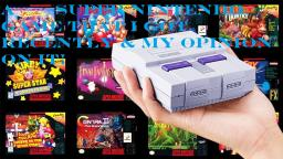 A Super Nintendo Game That I Got Recently & My Opinion On It