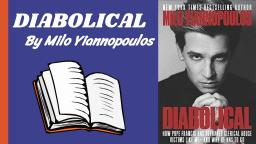 Diabolical- How Pope Francis Has Betrayed Clerical Abuse Victims by Milo Yiannopoulos (Review)