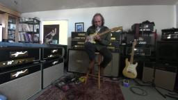 Rory Gallagher - A Million MIles Away - Guitar Amp Tone Demo/Lesson - Gjika 10^n