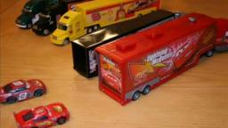 Lighting McQueen and Dale Jr Part I