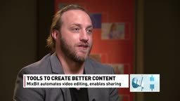 CBC News Interview With YouTube Founder Chad Hurley Part 2 (May 15, 2015)