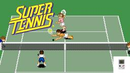 Super Tennis -Bloxed