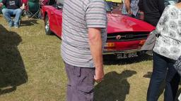At Walton On The Naze Essex classic car show display event sept 2019 part 5