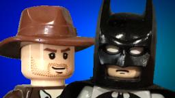 Lego Batman - Indiana Jones Movie 2
