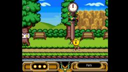 Pac-man 2: The New Adventures: The Park Clock