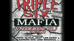 Triple 6 Mafia - Now Im High, Really High (Feat. Lord Infamous & Koopsta Knicca
