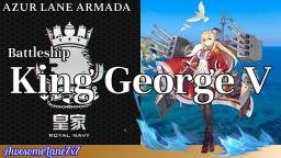 Azur Lane Armada: King George V