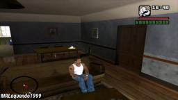 Loquendo - Carl Johnson CJ Mata a Su Novia Denise Por Un Error De Las Noticias (GTA San Andreas)