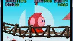 Super Smash Bros 64: Kirby Taunt (Hat)