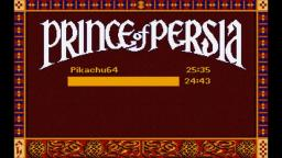 Prince of Persia - Jaffar Fight and Ending