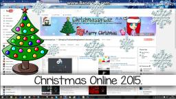 Christmas Online 2015.