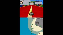 Mario Kart DS N64 Circuit Planned v1.6 CT DS Ribbon Road