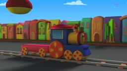learn about transport with bob the train! learning with bob!