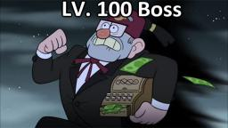 Mafia City portrayed by Gravity falls