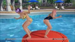 Dead or Alive Xtreme 3 - Butt Battle - PS4 Gameplay