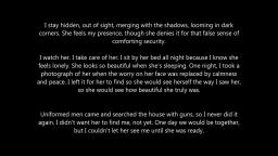 Creepypasta: I Only Did It For Her