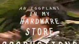 an eggplant in my hardware store productions