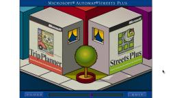 Microsoft Interactive CD Sampler (1996) - The ENTIRE Menu - (Part 1)
