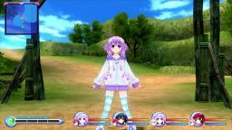 Just Nep being Nep.