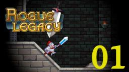Lets Play Rogue Legacy Part 1 - Das Schloss Hansom