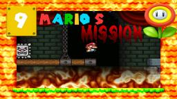 Lets Play Marios Mission [SMW-Hack] Part 9 - Das Schloss der Epicness