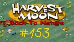 Harvest Moon: Back To Nature Let s Play ★ 153 ★ Rex fühlt sich wohl