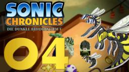 Lets Play Sonic Chronicles Part 4 - Die Quests von Central City