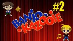 Banjo Kazooie #2  - Very Hungry - SUPER BRIT BROS