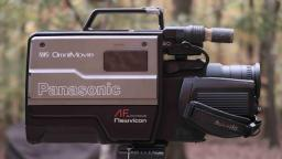 Panasonic Omnimovie PV-220D:  Test Footage
