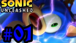 Sonic Unleashed # 01 Eggman zerstört den Planet? [HD|DEUTSCH]